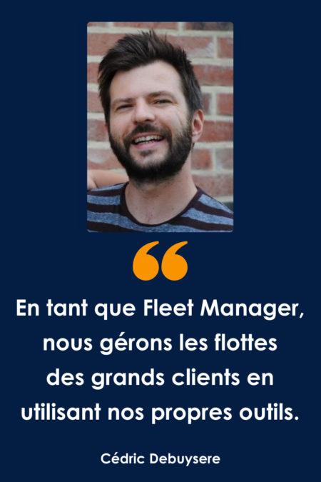 Que fait un Fleet Manager chez TraXall Belgium?