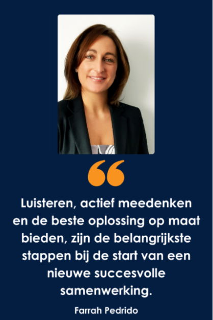 Wat doet een Sales Manager bij TraXall Belgium?