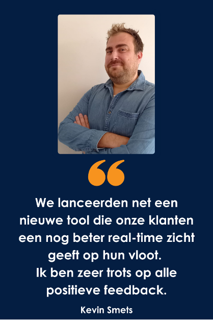 Wat doet een Application & Reporting Specialist bij TraXall Belgium?